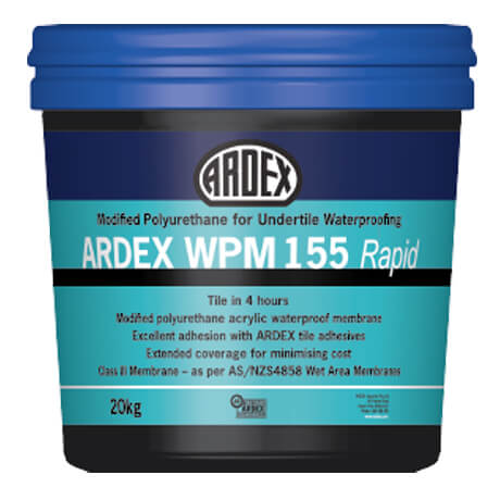 ARDEX WPM-155 Rapid - Tile Centre Adelaide
