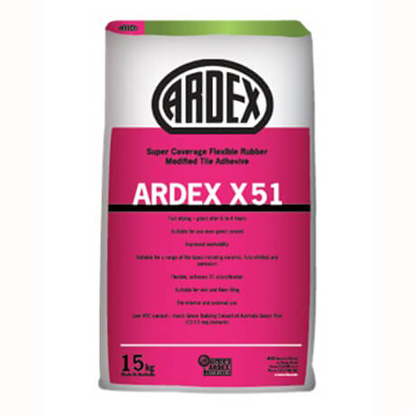ARDEX X51 - Tile Centre Adelaide