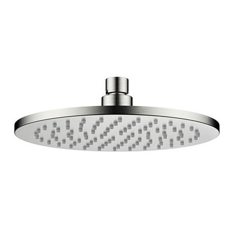 Cora Round Brass Shower Head