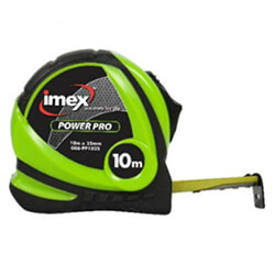 Imex Lasers Power Pro Tape Measure