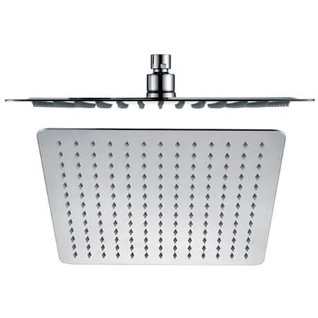Nova Square SS Shower Head 400mm