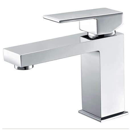 Rosa Square Basin Mixer
