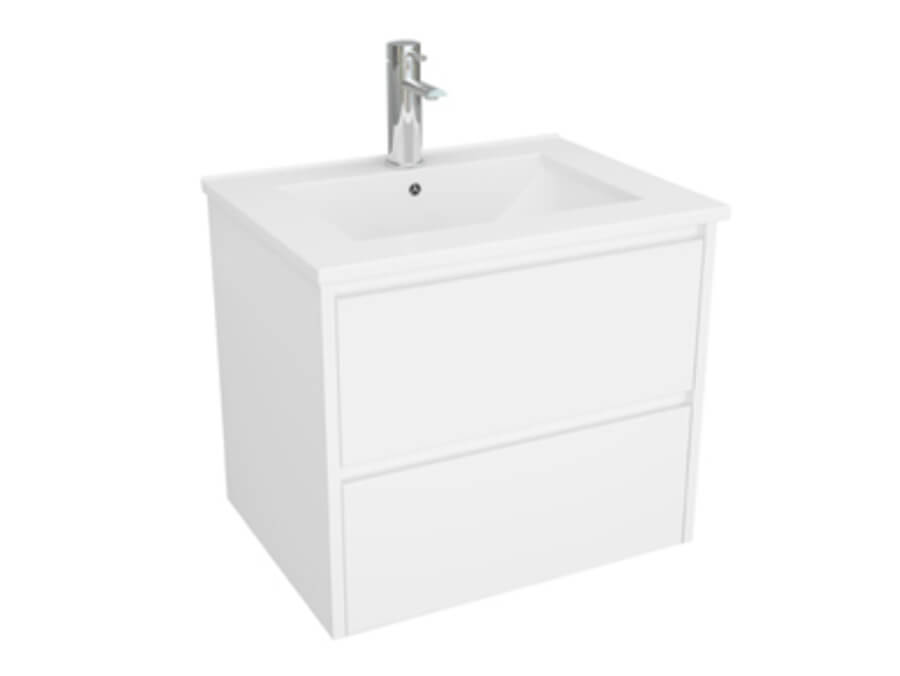 Alana Wall Hung Vanity Unit 600mm
