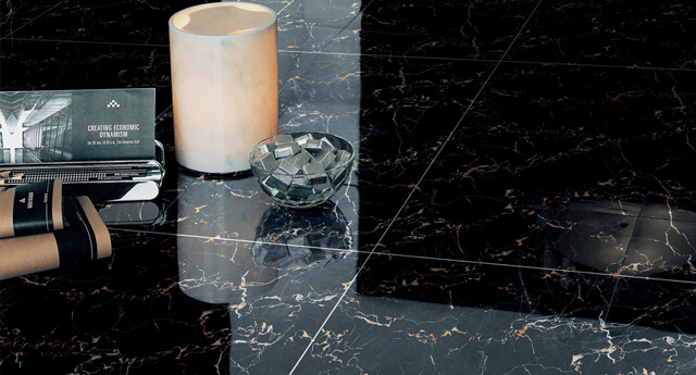 Nero Black Porcelain Tiles - Tile Centre Adelaide