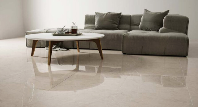 Pietro Ice Pearl - Porcelain Gloss Tiles - Tile Centre Adelaide